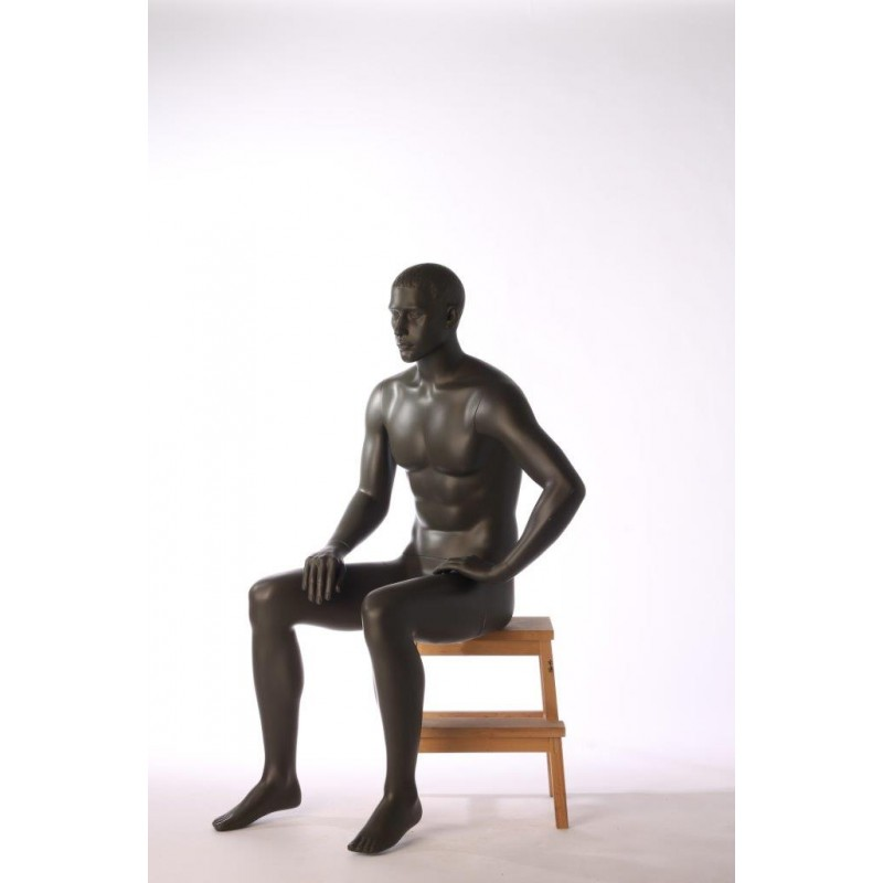Herrenfigur – Sitzend