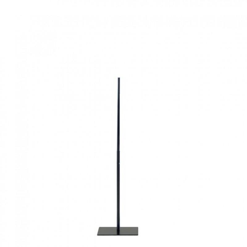 Standfuß schwarz – für Darrol Torsos und Büsten – rechteckig – 118 cm